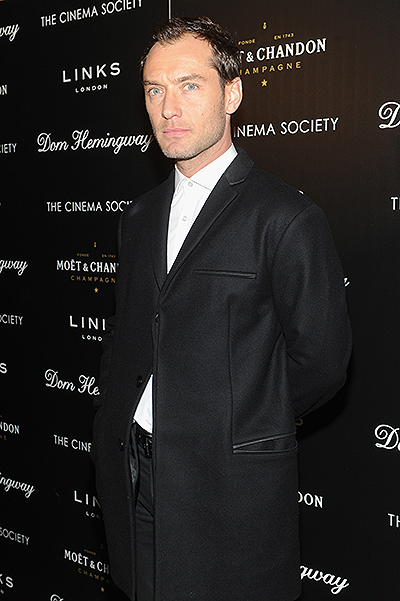 The Cinema Society And Links Of London Host A Screening Of Fox Searchlight Pictures' Dom Hemingway - Arrivals