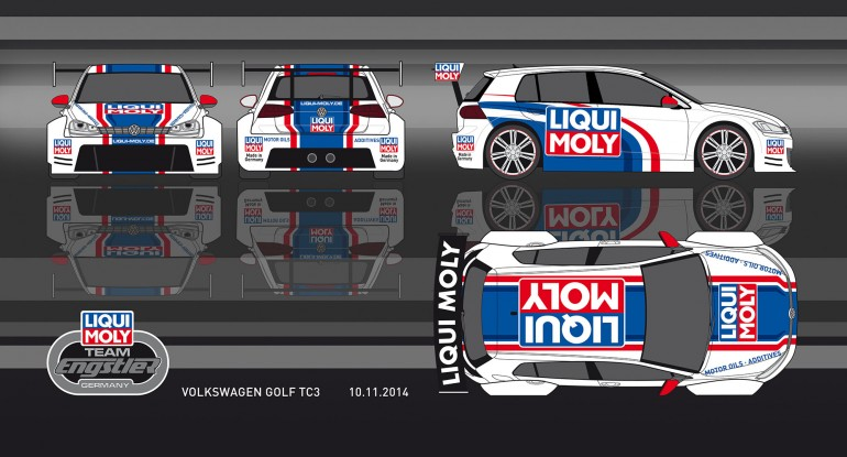 LIQUI MOLY Team Engstler    TCR   Volkswagen.  Onyx Race Engineering   Ford Focus    TC3.