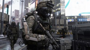 Превью Call of Duty: Advanced Warfare на Е3 2014