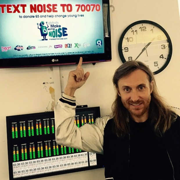 David Guetta — DJ Mix #223 05/10/2014
