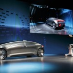 Беспилотный Mercedes-Benz F015 Luxury in Motion
